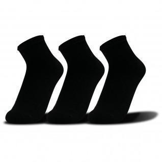 Lot de 3 paires de chaussettes Under Armour Training Coton Quarter