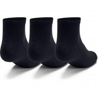 Lots de 3 paires de chaussettes basses Under Armour Training Coton