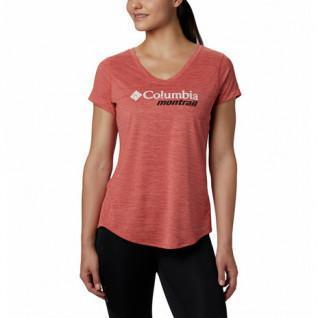 Maillot femme Columbia Trinity Trail II Graphic