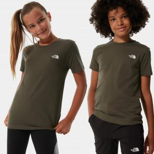 T-shirt junior The North Face Simple Dome