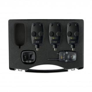 Coffret détecteur Carp Spirit Alarm hd3
