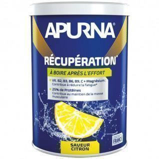 Boisson de récupération Apurna Citron - 400g