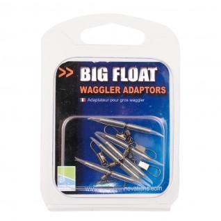 Agrafes pour flotteur coup Preston Big Float Waggler Adaptors