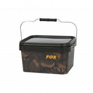 Sceau carré Fox 5 litres Camo Square
