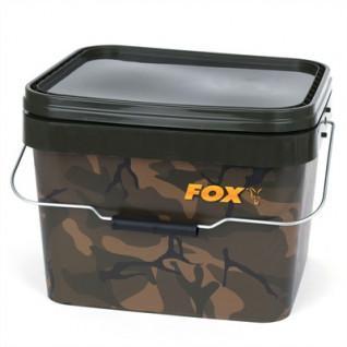 Sceau carré Fox 10 litres Camo Square