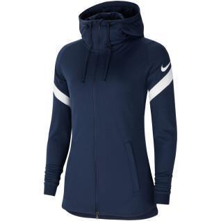 Sweatshirt femme Nike Dynamic Fit StrikeE21