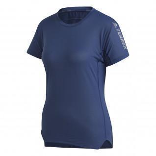T-shirt femme adidas Terrex Agravic All-Around