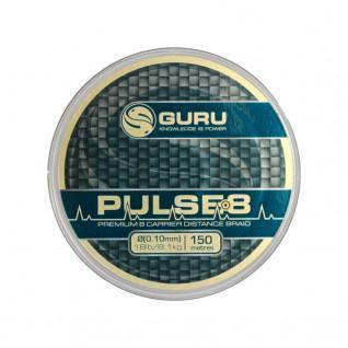 Ligne Guru Pulse 8 Braid (0,10mm – 150mm)