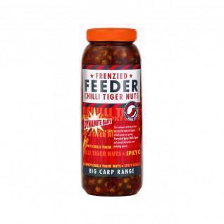 Graines Dynamite Baits Frenzied Feeder Chili Tiger Nuts 2.5L