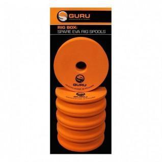 Rouleaux de rechange bobine Guru Spare Spools Rig Box