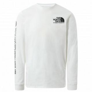 T-shirt manches longues North Face Coordinates